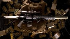 The Red Jacket Firearms - Suppressed .458 SOCOM AR-15 (Hogzilla)