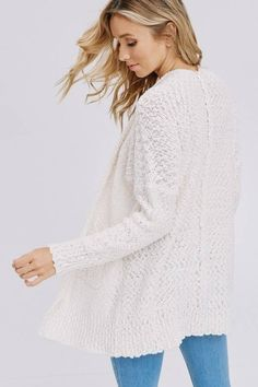 14 Best Popcorn Sweaters and Cardigans images  0a432568d
