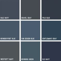 Picking An Exterior Paint Color | Young House Love - Want to repaint our house a grey-blue!