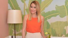 Lauren Conrad's genius way to wear a shorts suit