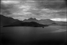 In honor of National Eye Exam Month, today's photos demand excellent distance vision. Sun Moon Lake, Magnum Photos, Taiwan, Distance, Mountains, Sunset, Photography, Travel, Outdoor