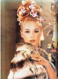 Net Photo: Aliki Vougiouklaki: Image ID: . Pic of Aliki Vougiouklaki - Latest Aliki Vougiouklaki Image. Vintage Hairstyles, Up Hairstyles, Hairdos, Updos, Hair Addiction, Art Of Seduction, Bright Stars, Famous Women, Iconic Women