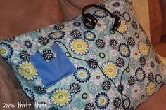 MP3 Player Pocket Pillowcase. Tons of great kids gift ideas. Boys and girls all ages