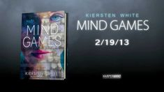 MIND GAMES by Kiersten White -- Official Book Trailer