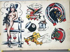 sailor jerry tattoos | Recent Photos The Commons Getty Collection Galleries World Map App ...
