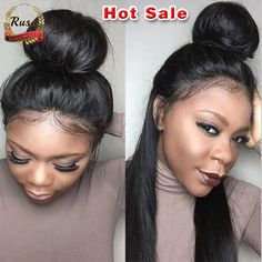 8A Straight Full Lace Human Hair Wigs For Black Women Brazilian Lace Front Human Hair Wig With Baby Hair Glueless Full Lace Wigs #clothing,#shoes,#jewelry,#women,#men,#hats,#watches,#belts,#fashion,#style