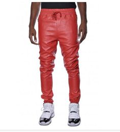 Find great deals on eBay for leather joggers. Shop with confidence.