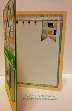 ~ Marilyn's Crafts ~: SBC Card Kit Release