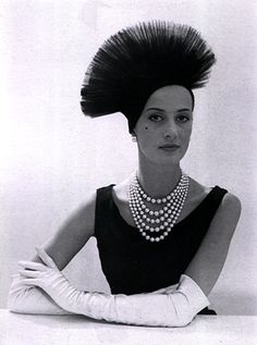 Babe Paley — perhaps everyone's favorite iconic fashonista — beautiful and wealthy enough to have what she wanted –