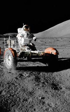 48 | From NASA's Archives, 50 Amazing Photos Of The Apollo Moon Missions | Co.Design | business + design