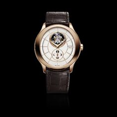 Rose Gold Moon Phase Tourbillon Watch G0A37114 - Men's watch - Piaget Luxury Watch Online