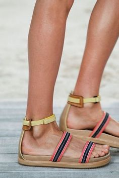 There is 0 tip to buy these shoes: sandals leather sandals summer sandals strappy sandals barefoot sandals brown sandals cute sandals pink blue strappy. Help by posting a tip if you know where to get one of these clothes. Cute Sandals, Brown Sandals, Strappy Sandals, Cute Shoes, Leather Sandals, Me Too Shoes, Shoes Sandals, Flat Sandals, Flat Shoes