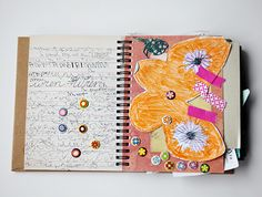 Create an Art Journal with your Preschool kids! Ours was perfect for our family vacation.