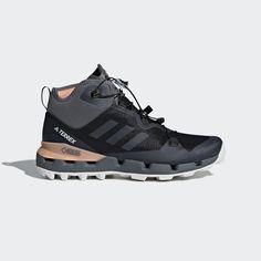 sale retailer 4296a 308a3 adidas - TERREX Fast Mid GTX-Surround Shoes   Vandringsskor   Svart    Sportamore.