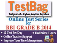 RESERVE BANKS OF INDIA (RBI) GRADE B OFFICERS  EXAM. RBI Exams