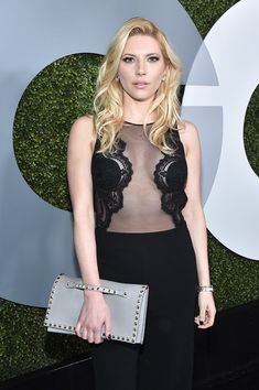 Katheryn Winnick Photos Photos - Actress Katheryn Winnick attends the 2016 GQ Men of the Year Party at Chateau Marmont on December 8, 2016 in Los Angeles, California. - 2016 GQ Men of the Year Party - Arrivals