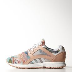 Adidas Sleek Series: Frauen Schuh Midiru 2 in Gold City