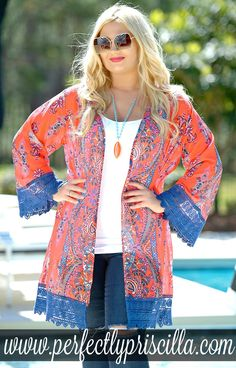 #cardigan #trendy #look #plussize #printed #curvy #boutique