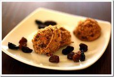 Coconut-Raisin Breakfast Cookies (Sugar Free, Grain Free, Gluten Free, Dairy Free)  ____________________________ Joyful Abode