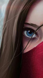 Chagrin et vengeance évidente dans ce regard brûlant ! Art Anime Fille, Anime Art Girl, Anime Girls, Cartoon Kunst, Cartoon Art, Digital Art Girl, Digital Portrait, Image Princesse Disney, Cute Girl Drawing
