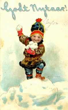 "Found on polarbearstale.blogspot.com  Vintage Winter -  Also see N. Kelly's  ""Christmas Images"" board."