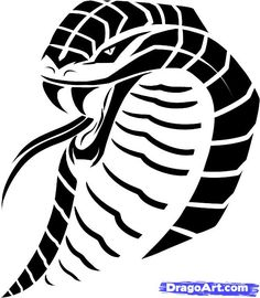 The next thing I have for you guys is a tutorial on more tribal fun. I have for you another tribal animal that is drawn in a domino like manner. Tribal Animal Tattoos, Tribal Animals, Tribal Art, Horse Tattoo Design, Tribal Tattoo Designs, Cobra Tattoo, Snake Tattoo, Elefante Tribal, Native Tattoos