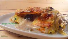 Le Lasagne alle Melanzane sono un gustosissimo primo piatto, perfetto se si hanno ospiti a cena e poco tempo a disposizione o se volete gustare una squisitezza senza dover faticare troppo.