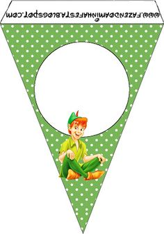 Peter Pan: tarjetería para imprimir gratis. | Ideas y material gratis para fiestas y celebraciones Oh My Fiesta!