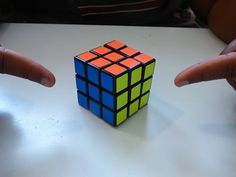 How to Solve a 3x3x3 Rubik's Cube: Easiest Tutorial (High Quality) - YouTube