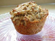 The Original All Bran Muffins/ (I add a little plain yogurt for moisture and use natural sugar.  THIS IS A FAMILY FAVORITE!!!!!!!!)