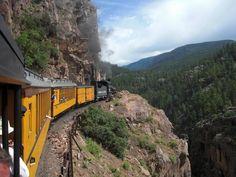 Durango Silverton Railroad - Colorado