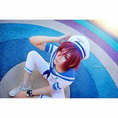 Cosplayer: @yuegene_fay   Anime: Free   Character: Rin Matsuoka     #animeworld #animecosplay #animemanga #animecute #worldcosplay #cosplayworld #cosplay #cosplayer #otaku #manga #free #freecosplay #rinmatsuoka #rinmatsouka