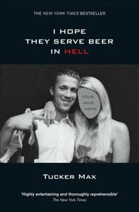 I Hope They Serve Beer in Hell by Tucker Max. This book is not for everyone! I enjoyed it! LOL