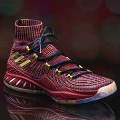 8ede1c759bce adidas Drops a Surprise SM Crazy Explosive 2017 Primeknit for Las Vegas -  WearTesters Kicks Shoes