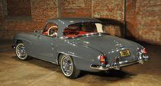 1963 Mercedes-Benz SL 190