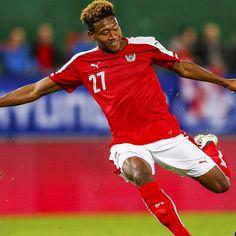David Alaba, DF, Bayern Munich and Austria: #EuroRank: No. 10