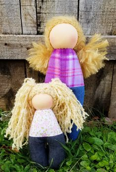 Natural Toys, Waldorf Dolls, Doll Toys, Doll Clothes, Teddy Bear, Handmade, Baby Doll Clothes, Craft, Baby Dresses