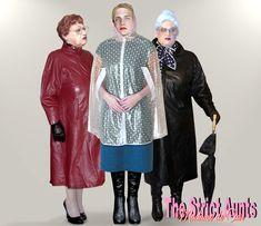 Transparent Raincoat, Mistress, Fashion Boots, Kinky, Lady, Johannes, Aunts, How To Wear, Leather