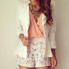 Shorts from @agaci_store @agaci_store | Show www.agacistore.com ❤️ Blazer- @LookBookStore #agacigirl