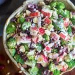 Apple Broccoli Salad | Tastes Better From Scratch