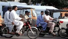 Pillion riding ban to be imposed from today in Karachi - The News International