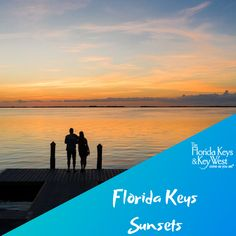 In most locales, the nightly sunset takes place without fanfare. But in the Florida Keys & Key West, it's an occasion for celebration. West Florida, Florida Keys, Key West, Dusty Pink, Sunsets, Palette, Social Media, Sky, Weddings