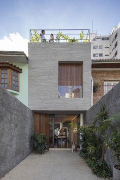 Pirajá House,© Maíra Acayaba