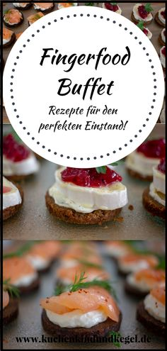 Fingerfood Buffet - Recipes for the perfect debut- Fingerfood Buffet – Rezepte für den perfekten Einstand A great finger food buffet is available for all occasions … - Party Finger Foods, Finger Food Appetizers, Snacks Für Party, Healthy Appetizers, Appetizers For Party, Appetizer Recipes, Snack Recipes, Buffet Recipes, Breakfast Party