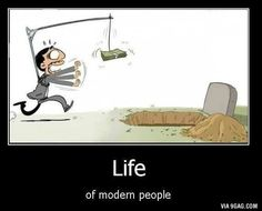 madness of modern life Reality Of Life, Reality Quotes, Money Is Not Everything, Pictures With Deep Meaning, Satirical Illustrations, Meaningful Pictures, What Image, Thought Provoking, Life Lessons