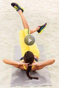 Thanks to this workout, your abs will never be the same again.