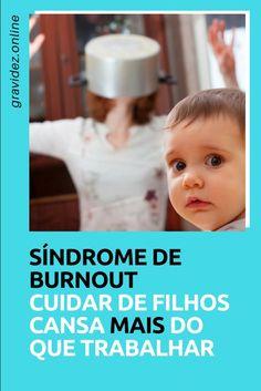 Veja o que diz o estudo sobre a Síndrome de Burnout: