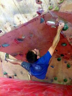Overhang Techniques/Tips. A Wonderling simply must know how to get about this way.