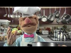Best Swedish Chef EVER: Pöpcørn