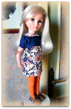 Sylvie, a 1960s girl ....
